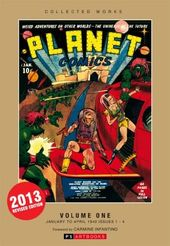 Planet Comics, Volume 1 (Issues #1-4) (January to