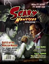 Scary Monsters Magazine #103