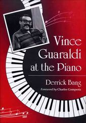 Vince Guaraldi at the Piano