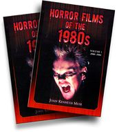 Horror Films of the 1980s (2 Volume Set)