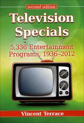 Television Specials: 5,336 Entertainment