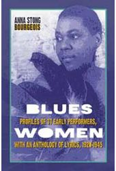 Blueswomen - Profiles of 37 Early Performers,