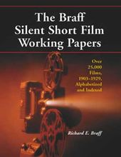 Braff Silent Short Film Working Papers - Over