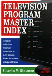 Television Program Master Index: Access to
