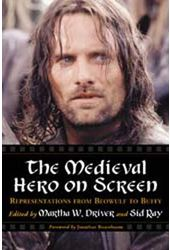 Medieval Hero On Screen