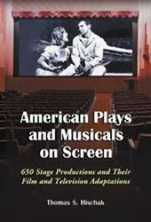 American Plays And Musicals On Screen - 650 Stage