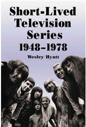 Short-Lived Television Series, 1948 - 1978 -