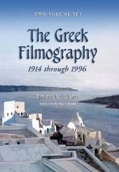 Greek Filmography, 1914 Through 1996