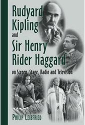 Rudyard Kipling And Sir Henry Rider Haggard On