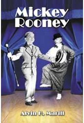 Mickey Rooney - His Films, Television