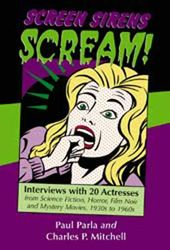 Screen Sirens Scream! - Interviews With 20