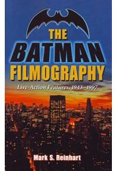 Batman - Filmography (2nd Edition)