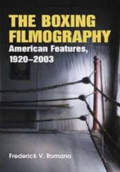 Boxing Filmography - American Features, 1920 -