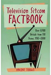 Television Sitcom Factbook - Over 8,700 Details