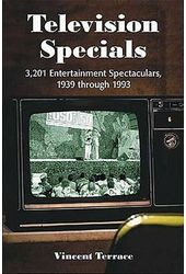 Television Specials - 3,201 Entertainment