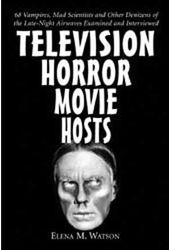 Television Horror Movie Hosts - 68 Vampires, Mad