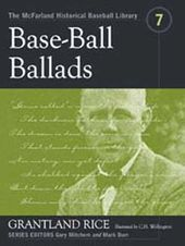 Baseball - Base-Ball Ballads