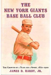 Baseball - The New York Giants Base Ball Club: