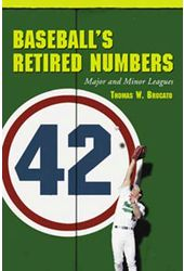 Baseball - Baseball's Retired Numbers: Major and