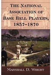Baseball - National Association of Base Ball