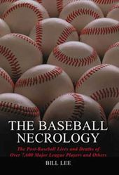 Baseball - The Baseball Necrology - The Post