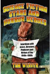 Science Fiction Stars And Horror Heroes -