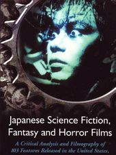 Japanese Science Fiction, Fantasy and Horror