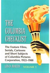 The Columbia Checklist - The Feature Films,