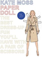 Kate Moss - Paper Doll Dress-Up