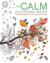Calm - Adult Coloring Book