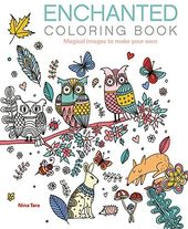 Enchanted - Adult Coloring Book