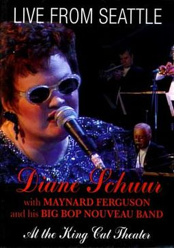 Live From Seattle with Maynard Ferguson and his