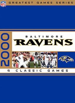 NFL Greatest Games Series: Baltimore Ravens 2000