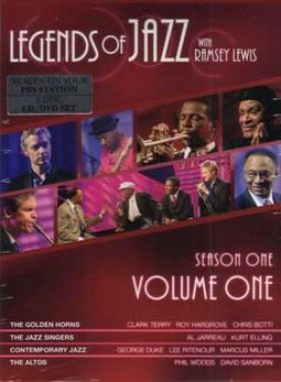 Legends of Jazz with Ramsey Lewis, Volume 1