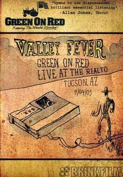 Green on Red - Valley Fever: Live at the Rialto