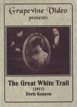 The Great White Trail (Silent)