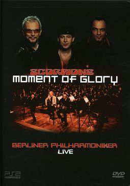 Scorpions - Moment of Glory: Live With The