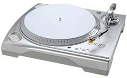ION ITTUSB Turntable With USB Output