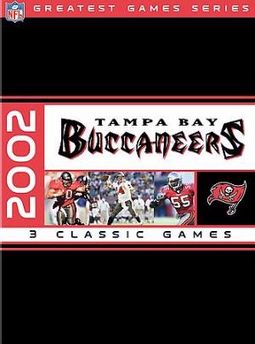 NFL Greatest Games Tampa Bay Buccaneers 2002