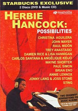 Herbie Hancock - Possibilities (DVD + Music CD)