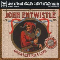 Greatest Hits Live (King Biscuit Flower Hour