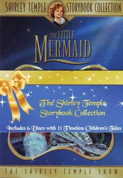 Shirley Temple Storybook Collection (6-DVD)