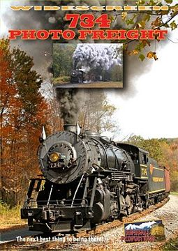 Trains - 734 Photo Freight (Widescreen)