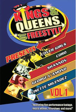 Kings & Queens Of Freestyle, Volume 1
