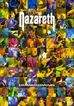 Nazareth: Homecoming - The Greatest Hits Live In