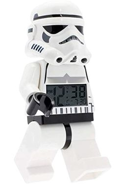 Star Wars - Stormtrooper: Lego Alarm Clock