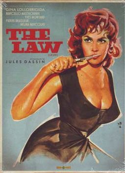 The Law (Full Screen) (French, Subtitled in