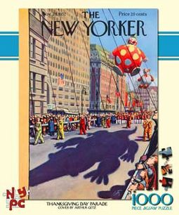 New Yorker - Thanksgiving Day Parade Puzzle