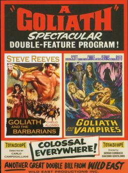 Goliath and the Barbarians / Goliath and the
