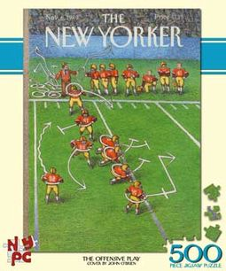 New Yorker - Offensive Play Puzzle